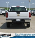 chevrolet silverado 1500 2012 white work truck gasoline 6 cylinders 2 wheel drive 4 speed automatic 77503