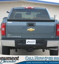 chevrolet silverado 1500 2012 blue pickup truck lt flex fuel 8 cylinders 2 wheel drive 6 speed automatic 77503