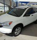 honda cr v 2010 white suv lx gasoline 4 cylinders all whee drive automatic 79936