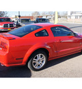 ford mustang 2005 red coupe gt deluxe gasoline 8 cylinders rear wheel drive automatic 79065