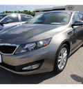 kia optima 2012 gray sedan ex gasoline 4 cylinders front wheel drive 6 speed automatic 77539