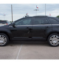 ford edge 2008 black suv limited gasoline 6 cylinders front wheel drive automatic 77094