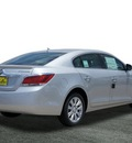 buick lacrosse 2012 quicksilv met sedan gasoline 4 cylinders front wheel drive automatic 77094