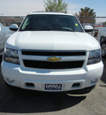 chevrolet tahoe 2010 white suv lt flex fuel 8 cylinders 4 wheel drive automatic 79925
