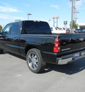 chevrolet silverado 1500 2007 black flex fuel 8 cylinders rear wheel drive automatic 79925