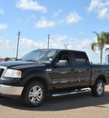 ford f 150 2008 black xlt gasoline 8 cylinders 2 wheel drive automatic with overdrive 78580