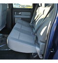 ford f 150 2012 dk  blue xlt flex fuel 6 cylinders 2 wheel drive automatic 78580