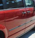 dodge grand caravan 2008 dk  red van se gasoline 6 cylinders front wheel drive automatic 75034