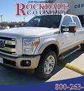 ford f 250 super duty 2012 white lariat biodiesel 8 cylinders 4 wheel drive automatic 76567