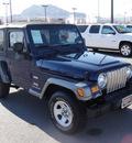 jeep wrangler 2004 na suv x gasoline 6 cylinders 4 wheel drive automatic 79922