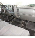 chevrolet silverado 1500 2005 white work truck flex fuel 8 cylinders 4 wheel drive automatic 78216