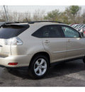 lexus rx 330 2004 beige suv gasoline 6 cylinders front wheel drive automatic 77074
