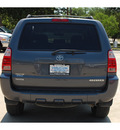 toyota 4runner 2007 gray suv gasoline 6 cylinders rear wheel drive 5 speed automatic 76520