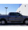 ford f 150 2007 gray xlt gasoline 8 cylinders 4 wheel drive automatic 79407