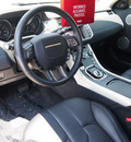 range rover evoque coupe 2012 red suv pure gasoline 4 cylinders all whee drive automatic 77090
