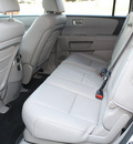 honda pilot 2011 white suv ex l gasoline 6 cylinders 4 wheel drive automatic 27215