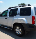nissan xterra 2010 silver suv gasoline 6 cylinders 2 wheel drive automatic with overdrive 76018
