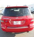 mercedes benz glk350 2010 red suv glk350 gasoline 6 cylinders rear wheel drive automatic 79925