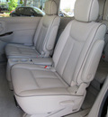 nissan quest 2011 dk  brown van 3 5 le gasoline 6 cylinders front wheel drive automatic with overdrive 77477
