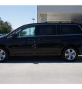 honda odyssey 2010 black van touring gasoline 6 cylinders front wheel drive automatic 77339