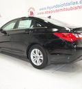 hyundai sonata 2013 black sedan gls gasoline 4 cylinders front wheel drive automatic 75150