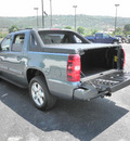 chevrolet avalanche 2011 blue suv lt flex fuel 8 cylinders 2 wheel drive automatic 78028