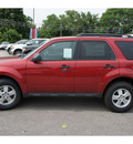 ford escape 2012 red suv xlt gasoline 4 cylinders front wheel drive automatic 78644