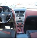 chevrolet malibu 2009 black sedan ltz gasoline 6 cylinders front wheel drive automatic with overdrive 77532