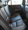 chevrolet malibu 2011 black sedan ltz gasoline 6 cylinders front wheel drive automatic 78216