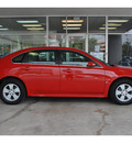 chevrolet impala 2010 red sedan lt flex fuel 6 cylinders front wheel drive automatic 78216