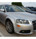 audi a3 2007 lt  gray wagon 2 0t gasoline 4 cylinders front wheel drive automatic 78729