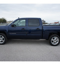 chevrolet silverado 1500 2012 dk  blue lt flex fuel 8 cylinders 2 wheel drive automatic 77090