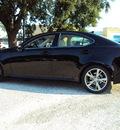 lexus is 2010 black sedan 250 w sunroof gasoline 6 cylinders rear wheel drive automatic 32901