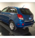 saturn vue 2009 blue suv xr gasoline 6 cylinders front wheel drive 6 speed automatic 77630