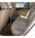 mercury milan 2011 white sedan v6 premier flex fuel 6 cylinders front wheel drive automatic 77575