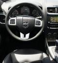 dodge avenger 2011 black sedan lux gasoline 4 cylinders front wheel drive automatic 76011