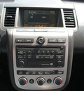 nissan murano 2006 silver suv s gasoline 6 cylinders all whee drive cont  variable trans  76108
