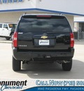 chevrolet tahoe 2013 black suv lt flex fuel 8 cylinders 2 wheel drive automatic 77503