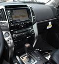 toyota land cruiser 2013 black suv gasoline 8 cylinders 4 wheel drive automatic 76011