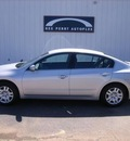 nissan altima 2012 silver sedan 2 5 s gasoline 4 cylinders front wheel drive automatic with overdrive 75964