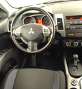 mitsubishi outlander 2008 black suv es gasoline 4 cylinders all whee drive automatic 44060