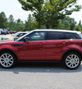 range rover evoque 2012 red suv dynamic gasoline 4 cylinders all whee drive shiftable automatic 27511