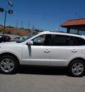 hyundai santa fe 2012 white suv se gasoline 6 cylinders front wheel drive automatic 94010