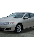 lincoln mks 2011 gold sedan gasoline 6 cylinders front wheel drive automatic 77043