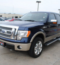 ford f 150 2010 true blue fx4 flex fuel 8 cylinders 4 wheel drive automatic with overdrive 75070