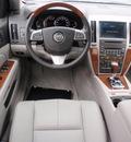 cadillac sts 2011 gray sedan v6 premium gasoline 6 cylinders rear wheel drive automatic 78028