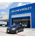 chevrolet cruze 2011 gray sedan ls gasoline 4 cylinders front wheel drive automatic 76503