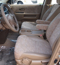 honda cr v 2004 brown suv lx gasoline 4 cylinders front wheel drive automatic with overdrive 77845