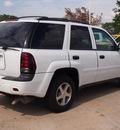 chevrolet trailblazer 2006 white suv ls gasoline v6 4 wheel drive automatic with overdrive 77845
