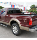 ford f 250 super duty 2012 red lariat biodiesel 8 cylinders 4 wheel drive automatic 78644